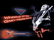 Windows XP Pro Gary Moore Edition
