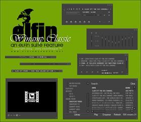 Elfin Winamp Classic