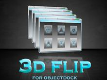 3D Flip for ObjectDock