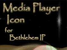 Media Player Icon for Bethlehem IP