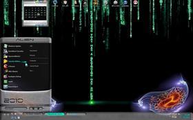 alien2010 theme