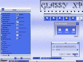 Glassy XP