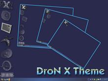 DroN X Theme
