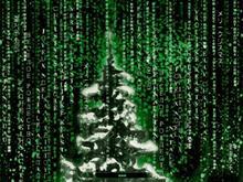 Xmas Wishes - Matrix Style