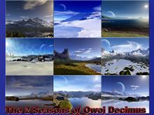 The 2 Seasons of Owoi Decimus 1280