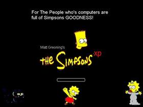 Simpsons XP