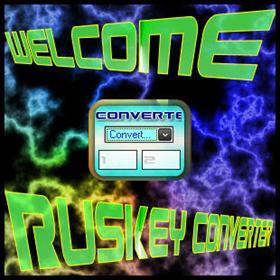 Ruskey Converter