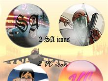 GTA icons pack2 by Wha