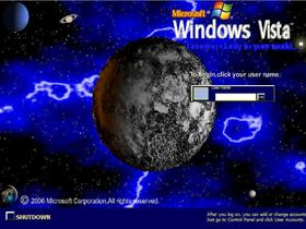 Windows Vista Space