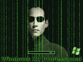 Neo from Matrix
