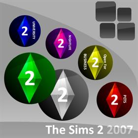 The Sims 2 2007
