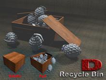 Recycle Bin ( D )