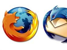 Firefox and Thunderbird Icons