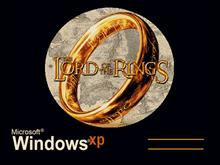 Lord Of The Rings Windows XP