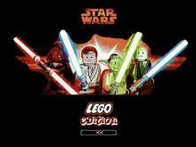 Star Wars - Lego Edition