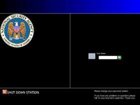NSA Logon