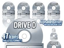 Alphabet DVD-ROM Drives