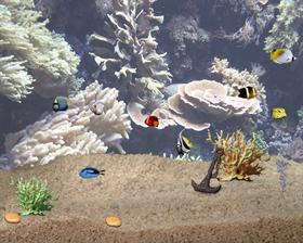Aquarium Desktop Fish Pack #3