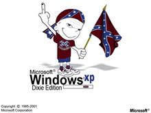 Windows XP Dixie Edition