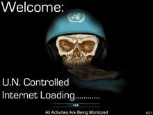 U.N. Controlled Internet