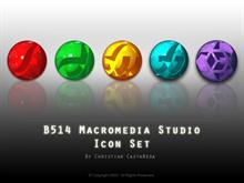 B514 Macromedia Icon Suite