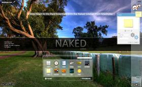Naked Sidebar