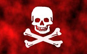 Skull-Red
