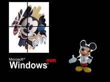 Mickey Mouse Windows mm