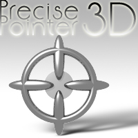 Precise Pointer 3D