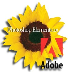 Adobe Photoshop Elements 2.0 Object Dock Icon