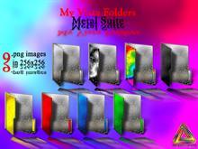 My Vista Folders.Metal Suite.