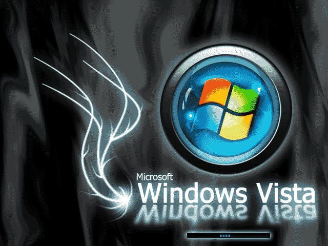 Windows Vista Black Dream Full
