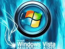 Windows Vista Blue Dream