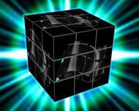 Rubik's Cube INVI PRO Wall