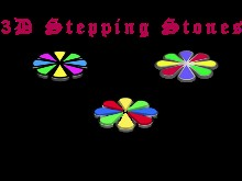 3D Stepping Stones