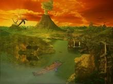Mysterious Island_wallpak