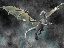 Winter Dragon_wallpak