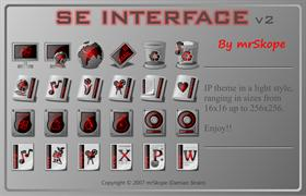 SE Interface v2 (red)
