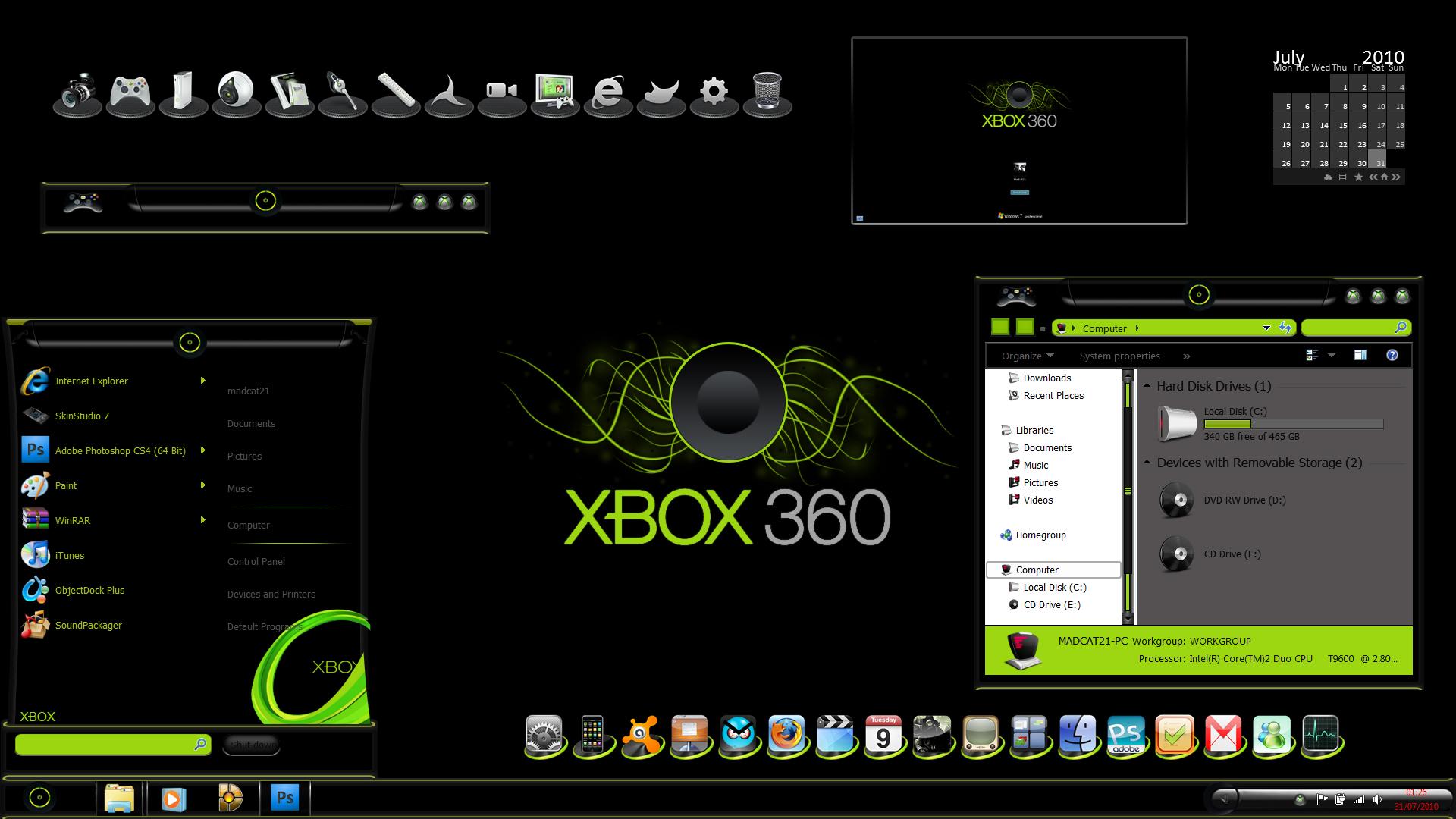 Xbox Elite WB