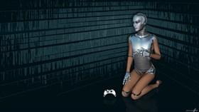 cyborg xbox