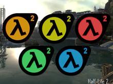 Half Life 2 Colors