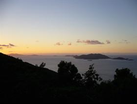 BVI Sunset - 2
