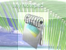 My notepad