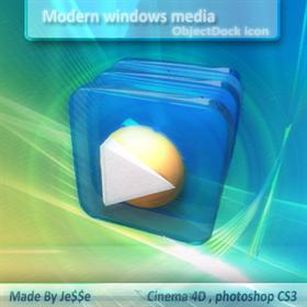 Modern Windows media