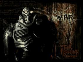 4 Horsemen (War)