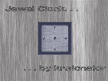 Jewel Clock