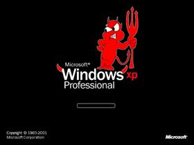 Windows Xp Devil 3