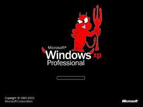 Windows Xp Devil 3