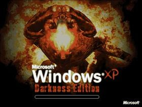 Balrog DarknessXP bootskin