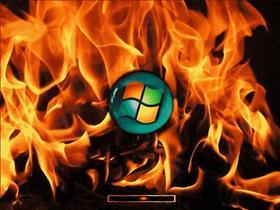 Vista Flames